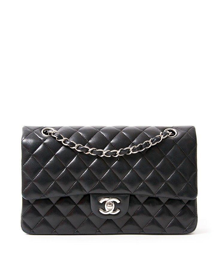 f927039aee7f Chanel Medium Classic Flap Bag Lambskin