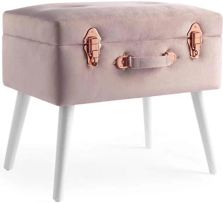 Top 10 Best Makeup Stool With Storage In 2020 Review With Images