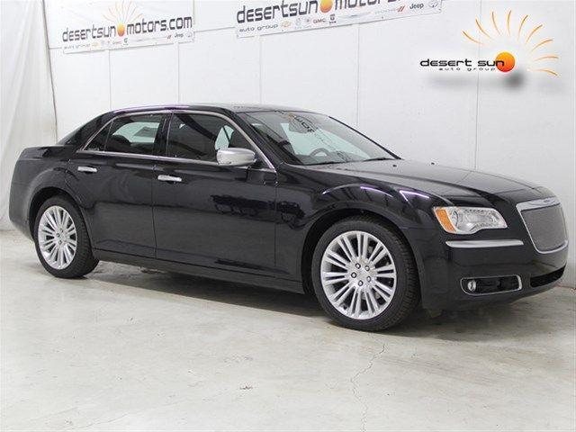 Desert Sun Roswell Nm >> Luxury 2014 Chrysler 300c In Phantom Black For 51 260 Now At