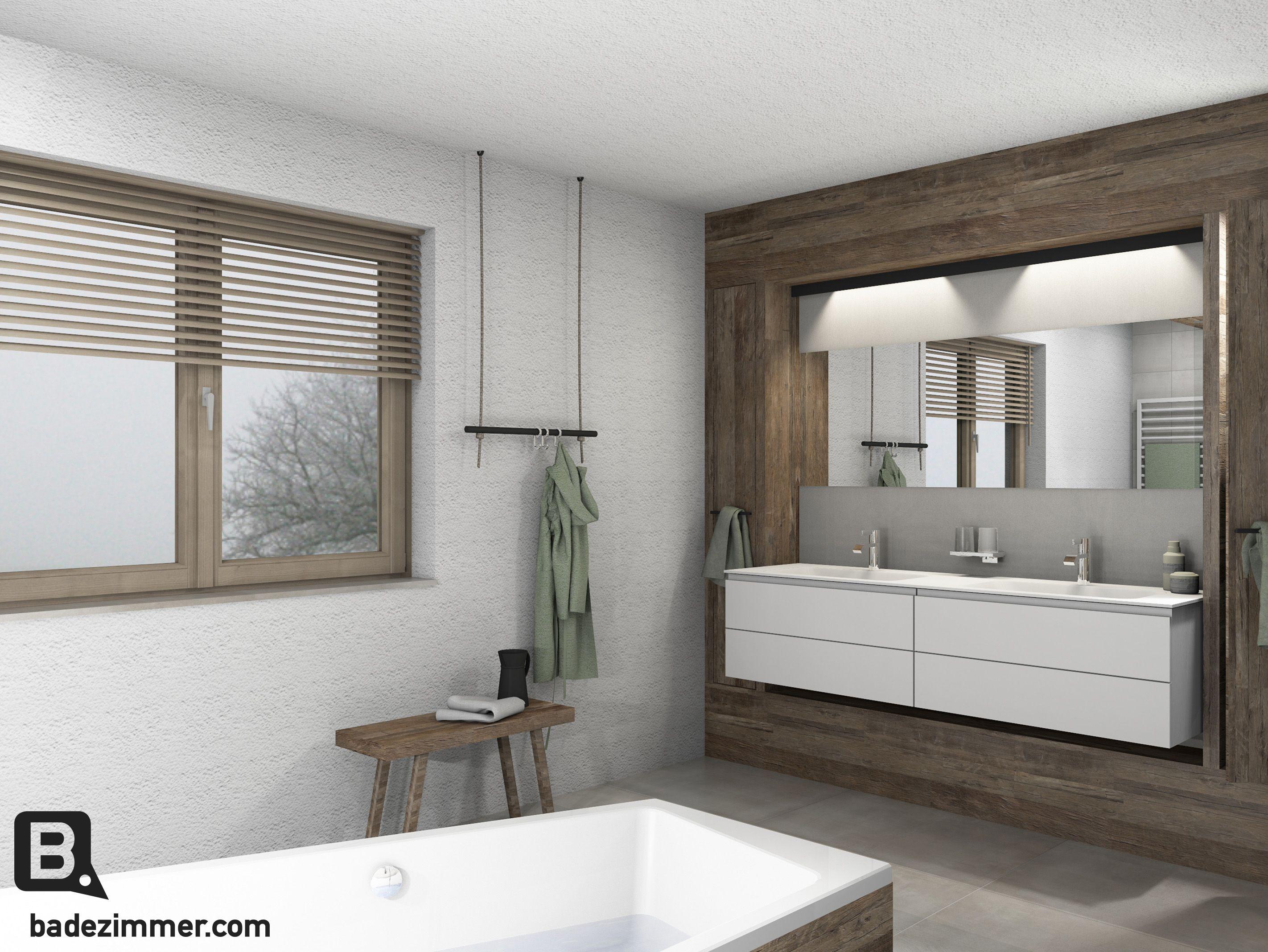Rustikale Badezimmermöbel ~ Die besten altholz fliesen ideen auf rustikale