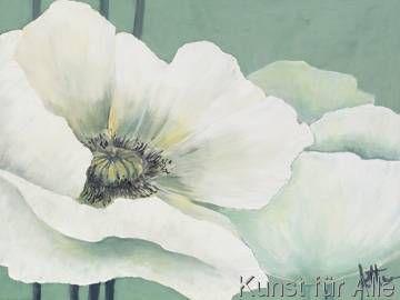 Jettie Roseboom - Poppy in green I