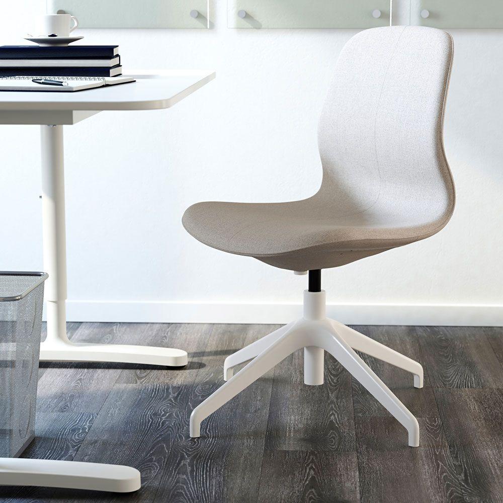 Fühlt Sich Nicht Nur Im Büro Zu Hause: Ikeas Neuer Drehstuhl LÅNGFJÄLL