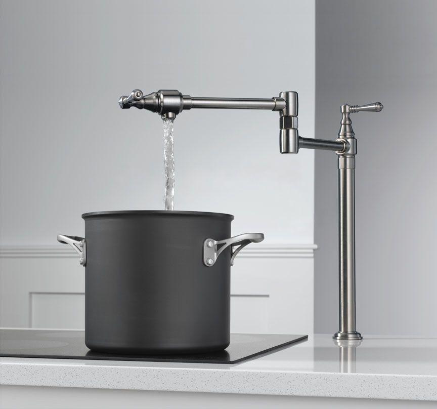 Brizo Pot Filler Kitchen Faucet Pot Filler Faucet Pot Filler Kitchen Pot Filler