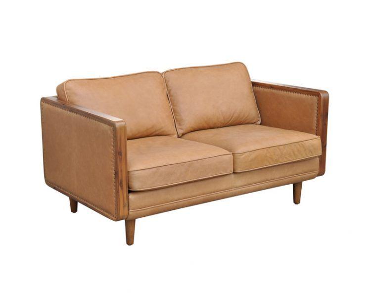 Nadia Sofa 2 Seater - Bay Leather Republic g lounge Pinterest
