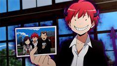 , Karma Akabane is a student in Korosensei's Class 3-E of Kunugigaoka Junior High School who had ...