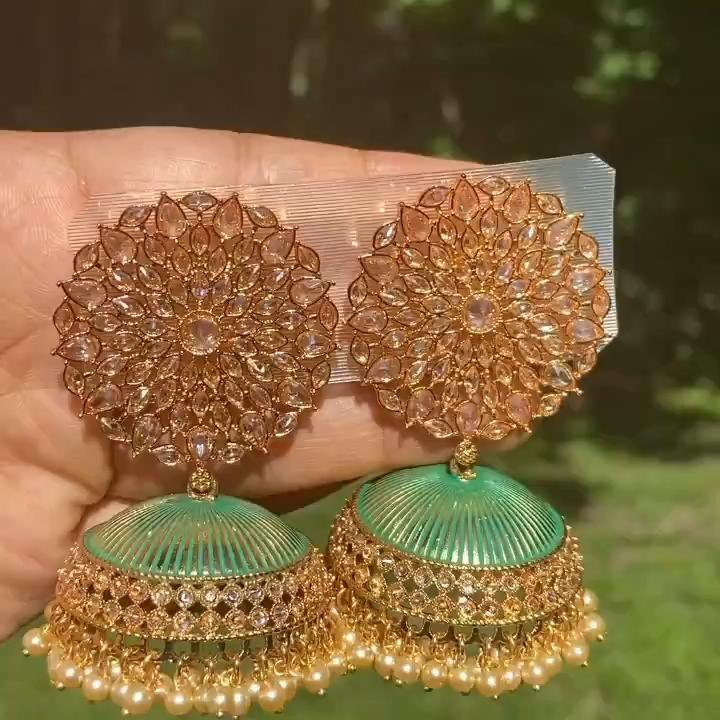 Designer Jhumka's