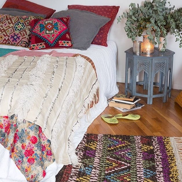 Urban Outfitters Boho Bedroom