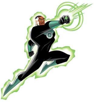 John Stewart (Lanterna Verde) - Galeria de Personagens de