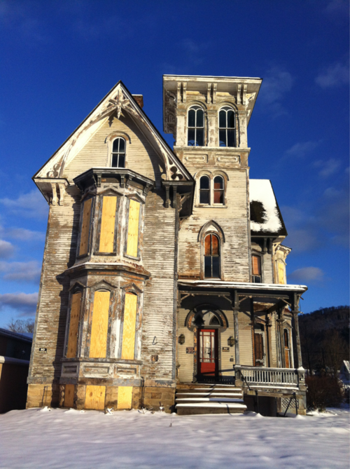 Abandoned Home In Coudersport Pa Google Search