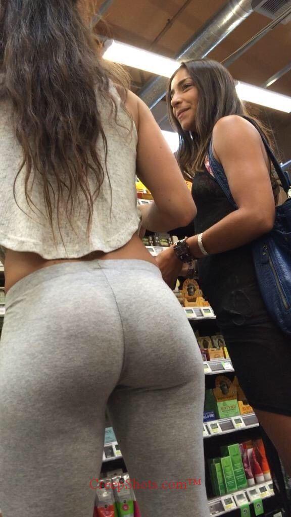 Costco grey leggings - 2 10