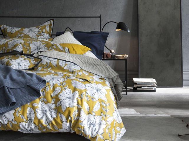 quelle housse de couette en lin finira chez vous home. Black Bedroom Furniture Sets. Home Design Ideas