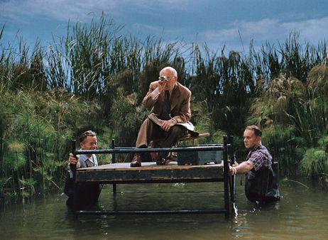 Rater son film: Conversation avec Cecil B DeMille (1) : les maître...