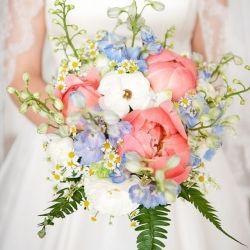 spring southern charm wedding reception