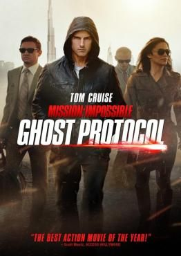 Mission Impossible Ghost Protocol Now At Tom Cruise Missao