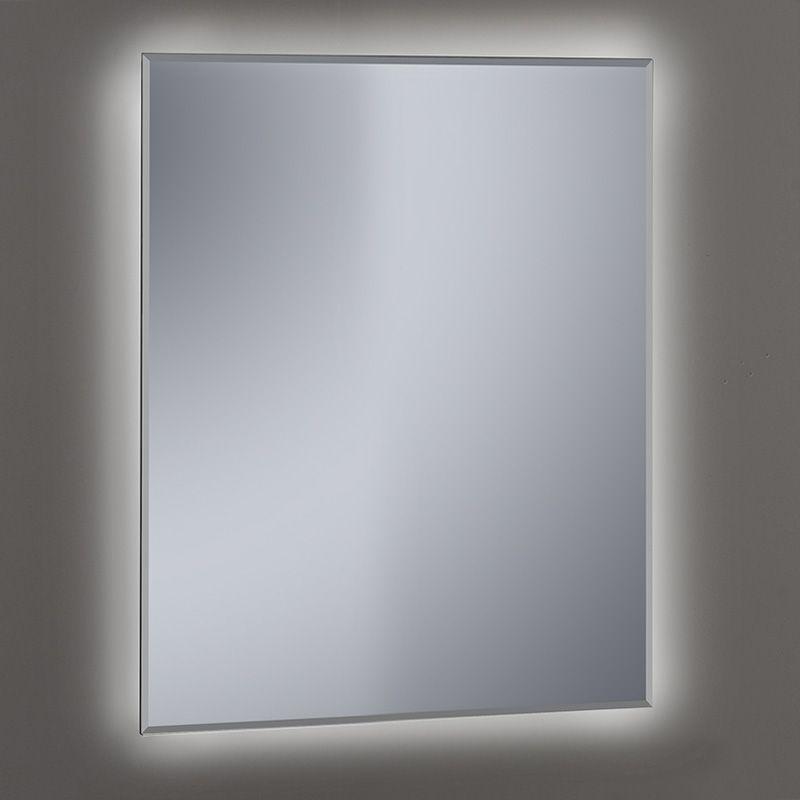 Miroir Retro Eclairant Led Anti Buee 60x80 Cm Pure