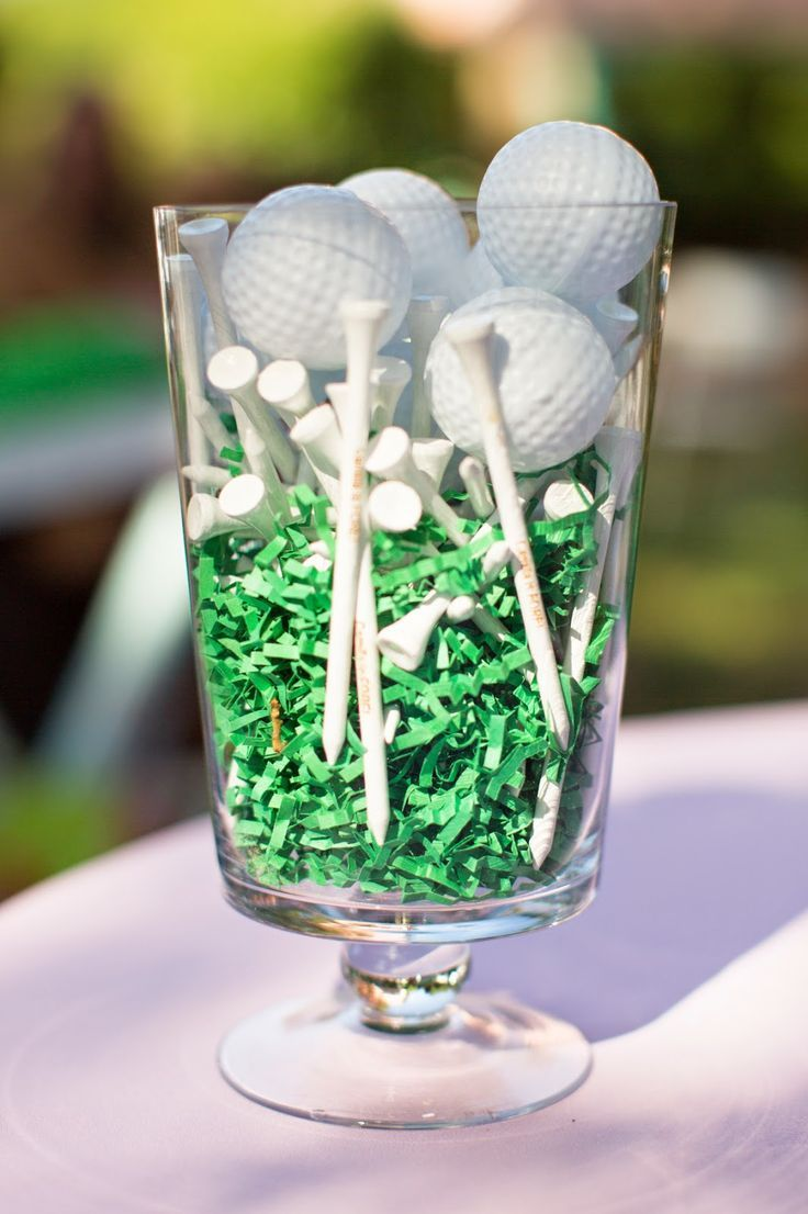 Girly Golf Birthday Party By Nico And Lala Find More Golf Ideas