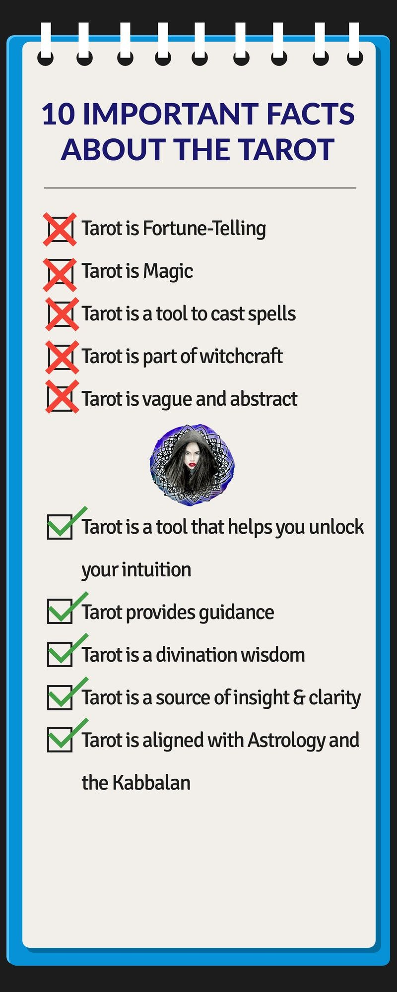 Photo of Learn Tarot Online with Intuitive Tarot Classes | City Tarot