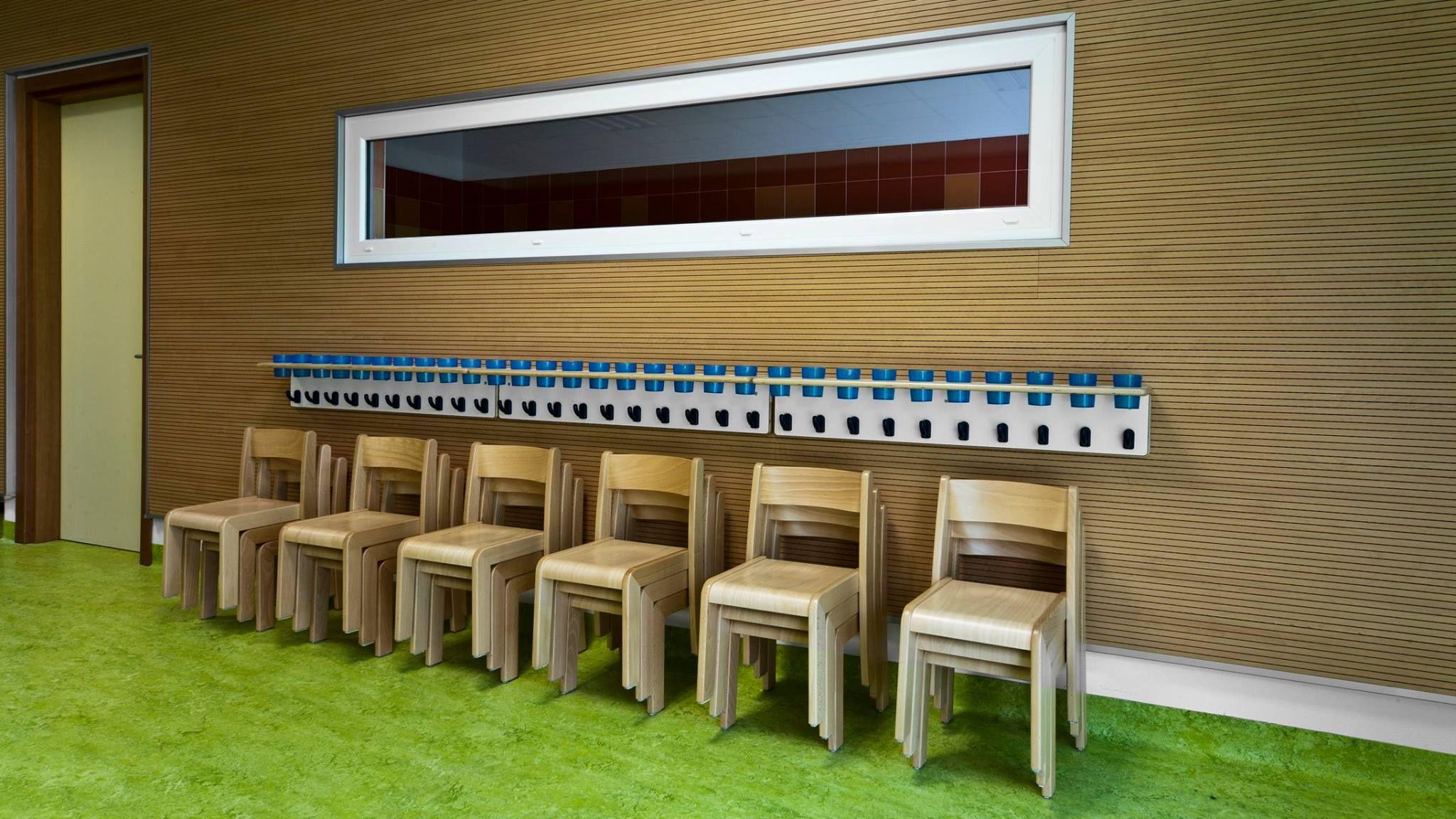 Scuola materna - Milano #scuola #architettura #arredamento #interni ...