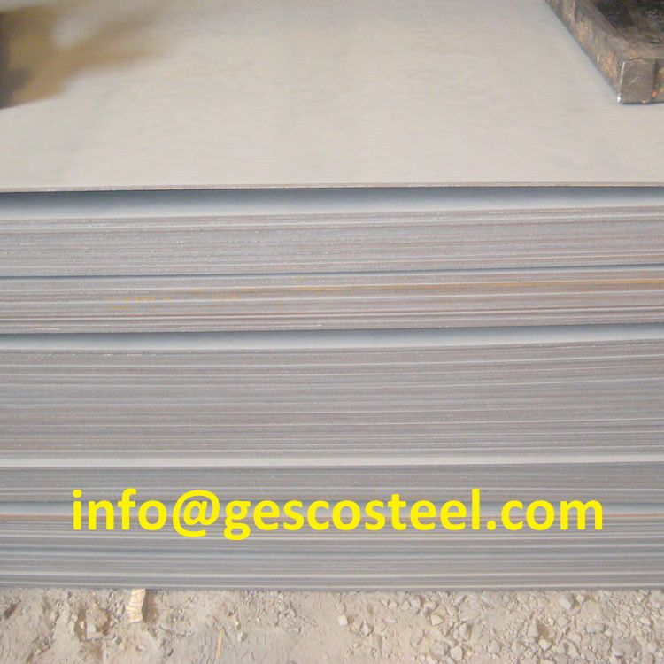 Astm A588 Grc Weather Resisting Steel Thickness 200mm Corten Steel