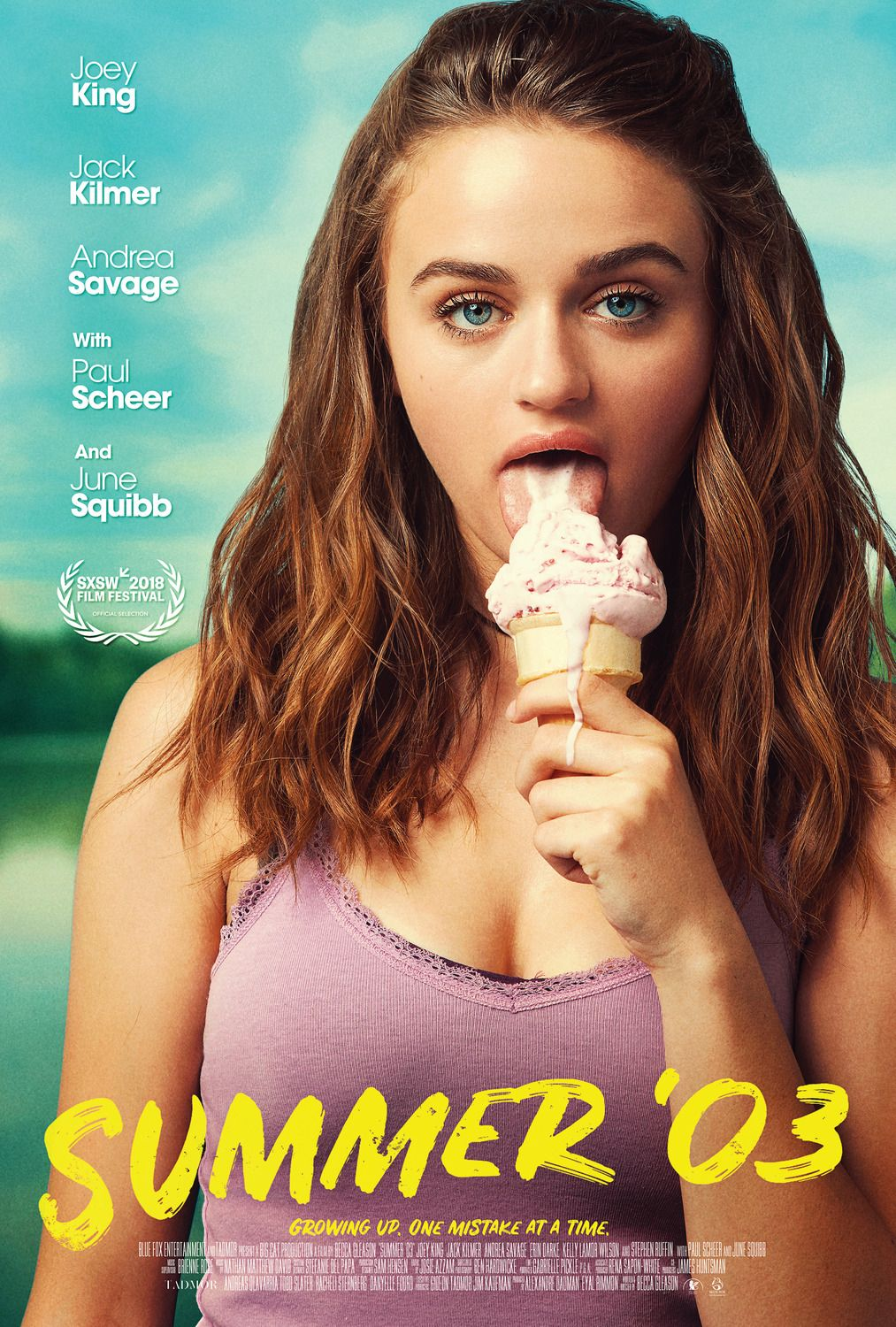 Return To The Main Poster Page For Summer 03 Joey King Summer Of Love Full Movies