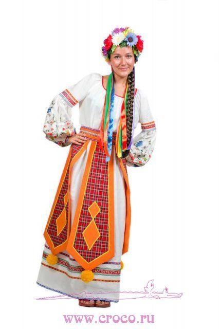 украинский национальный костюм - Поиск в Google