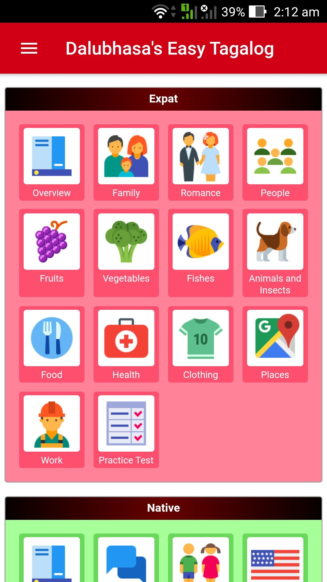 Pin by Dalubhasa Review Center   on Learn Tagalog Tutorial