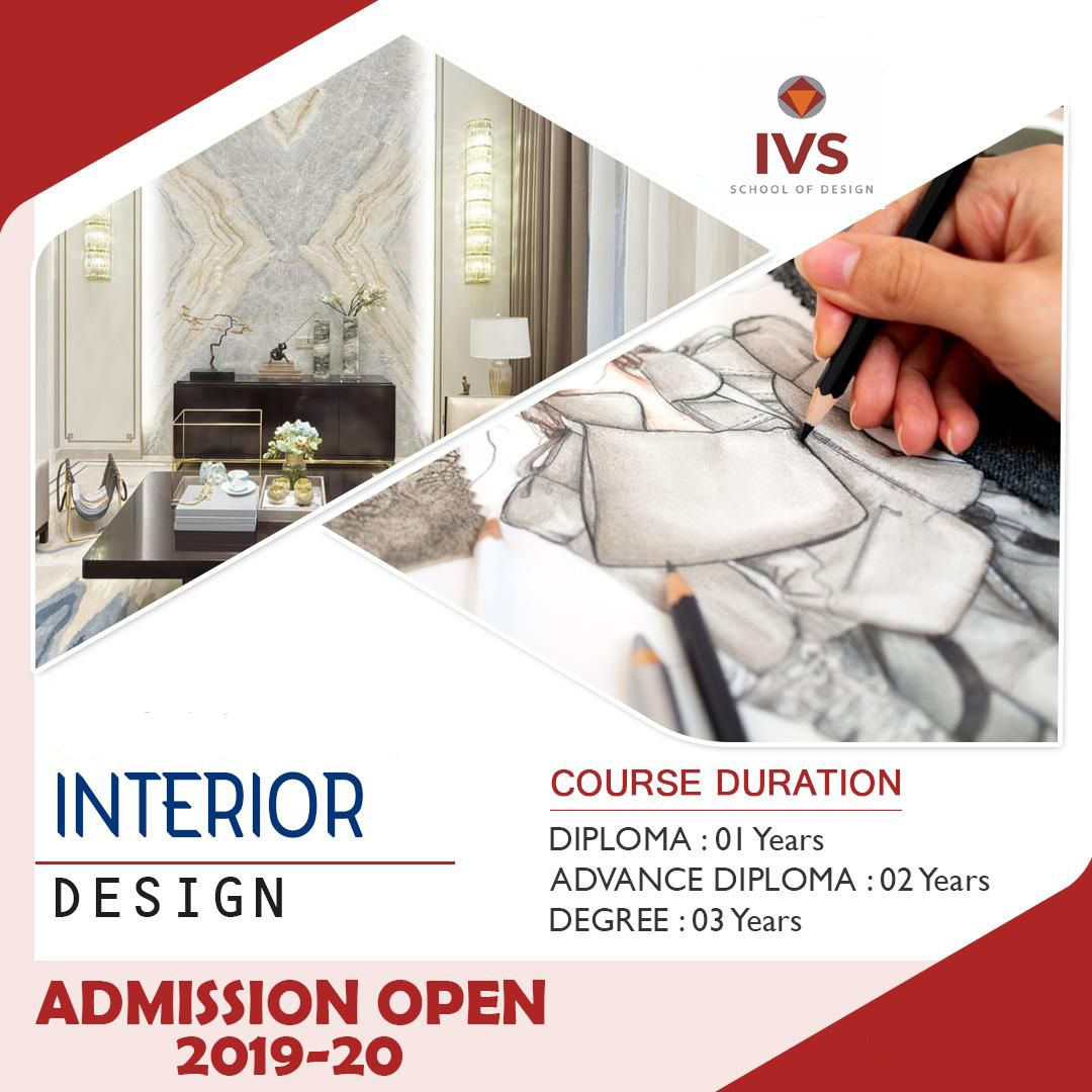 Professional Interior Designing Courses Ivs School Of Design Admission Open Apply Now Join Us Interior Design Courses Interior Design Institute Interior