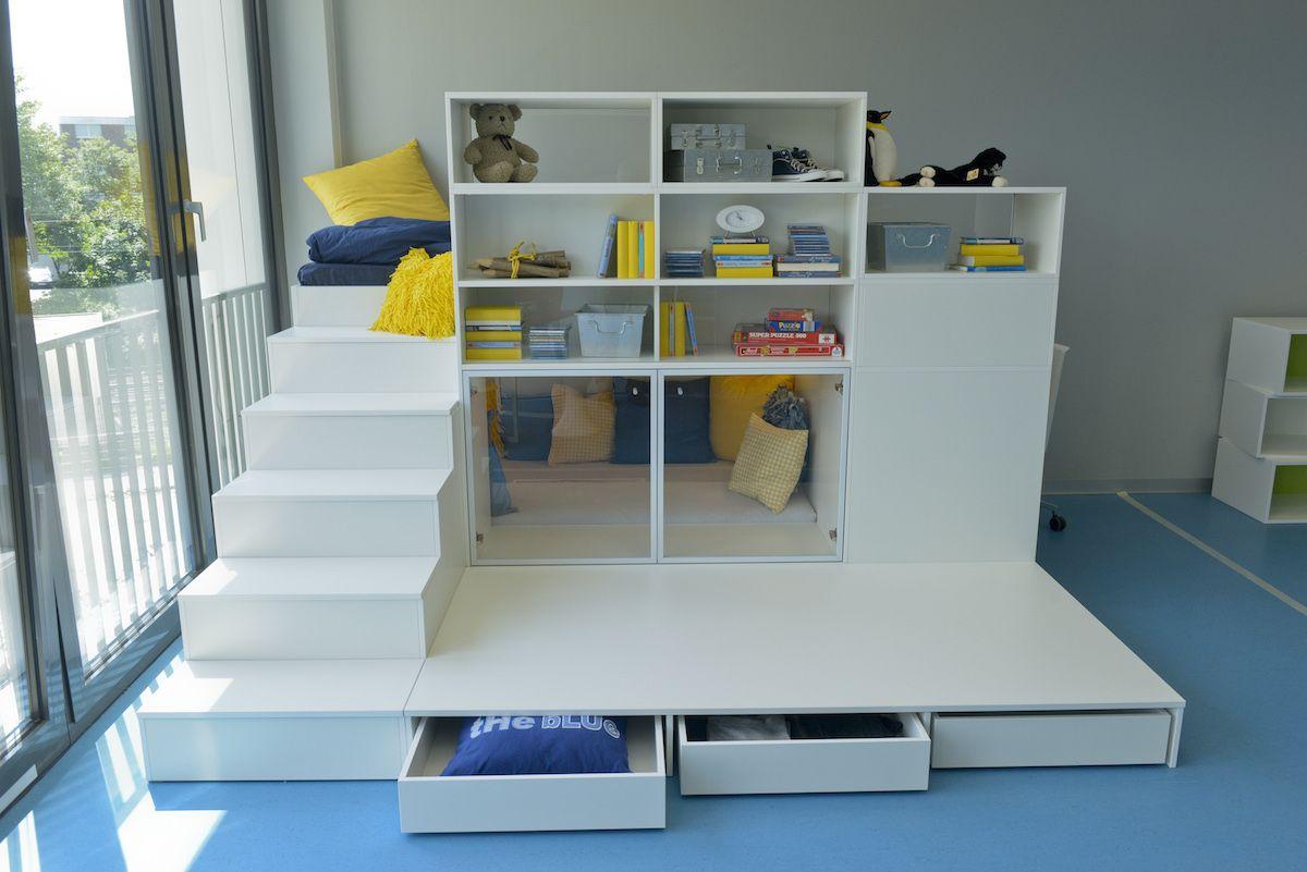 Wie sehen die Kids ihr Kinderzimmer? (mit Bildern