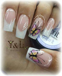 Arte En Unas Yomaira Y Lady Nails Manicure Beauty