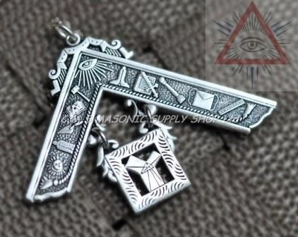 Past Masters Jewel 25 DIS | Masonic Light Prince Hall