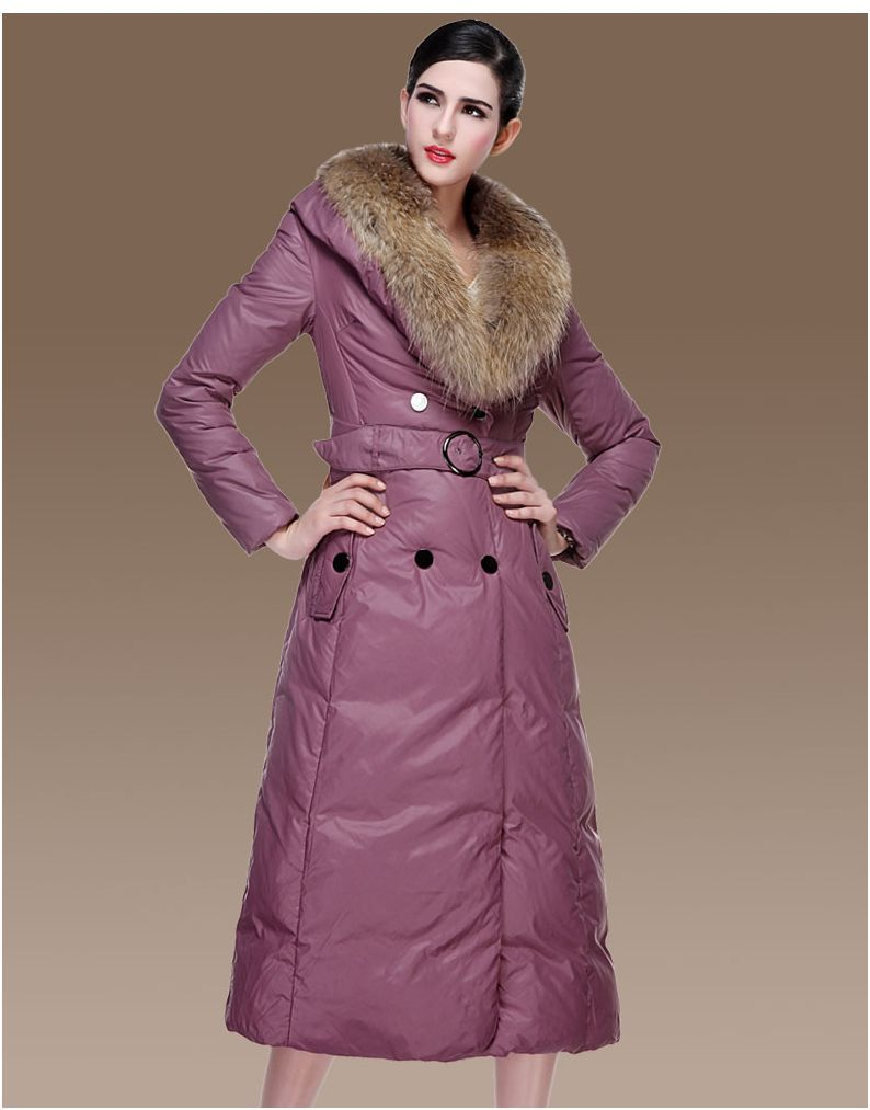 zimná bunda s pravou kožušinou ed5c1092e32