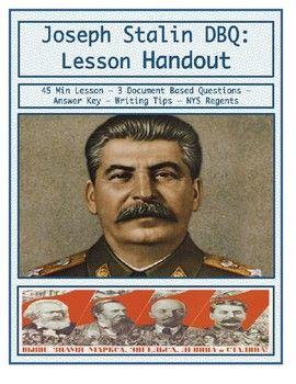 essay on the rule of stalin in the soviet union