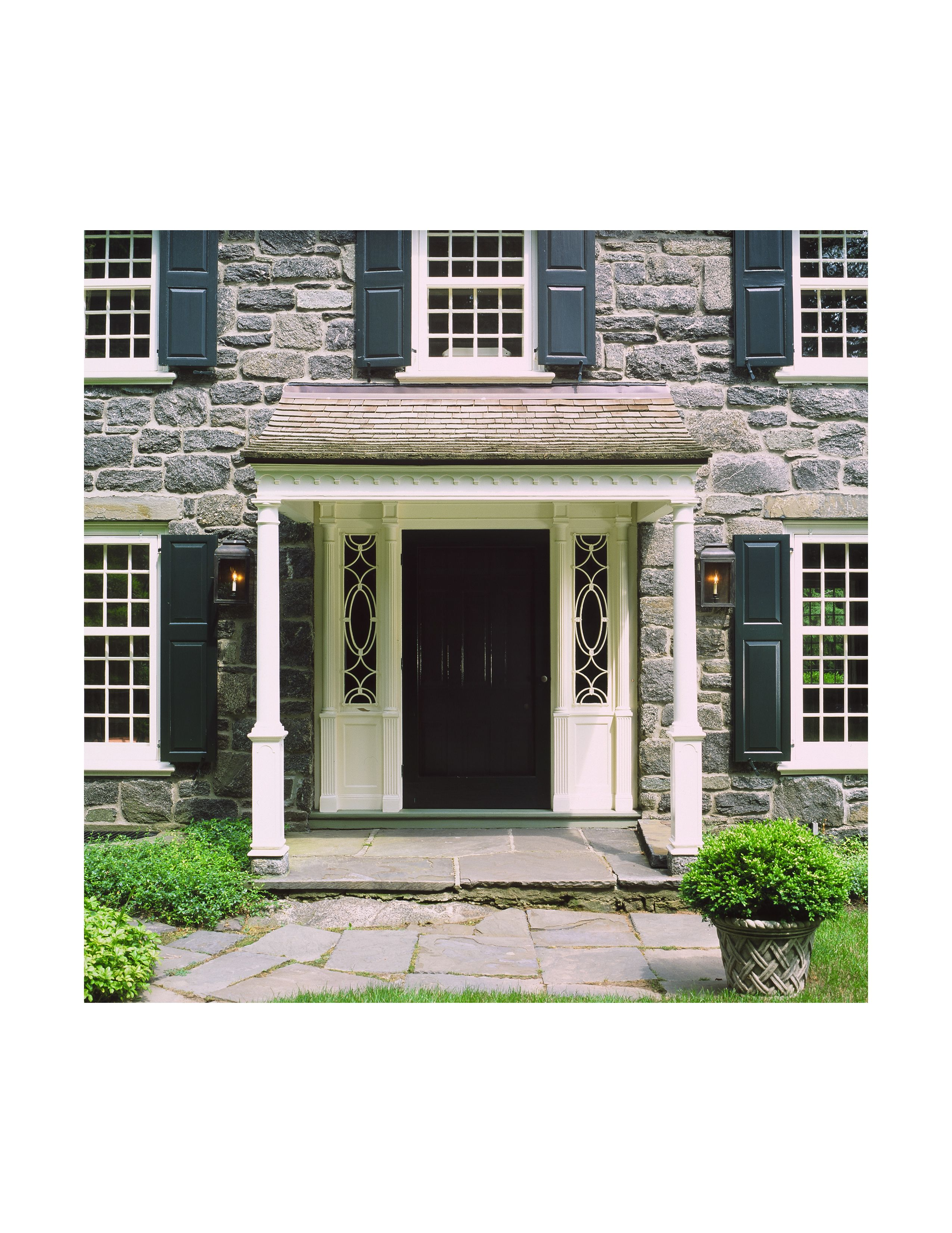 Window design beside front door Fairfield County Architects Brooks and Falotico  sc 1 st  Pinterest & Greenwich CT | Brooks and Falotico Associates Fairfield County ...