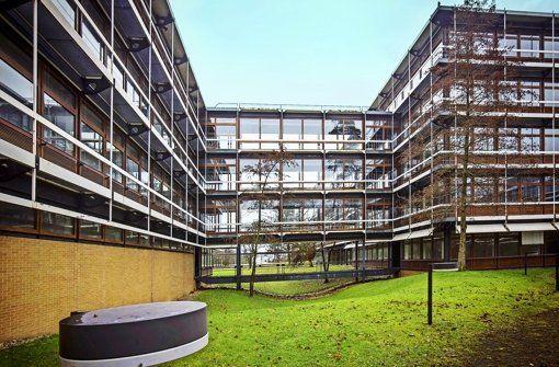 Eiermann Campus In Stuttgart Noch Keine Losung Fur Ibm Areal In