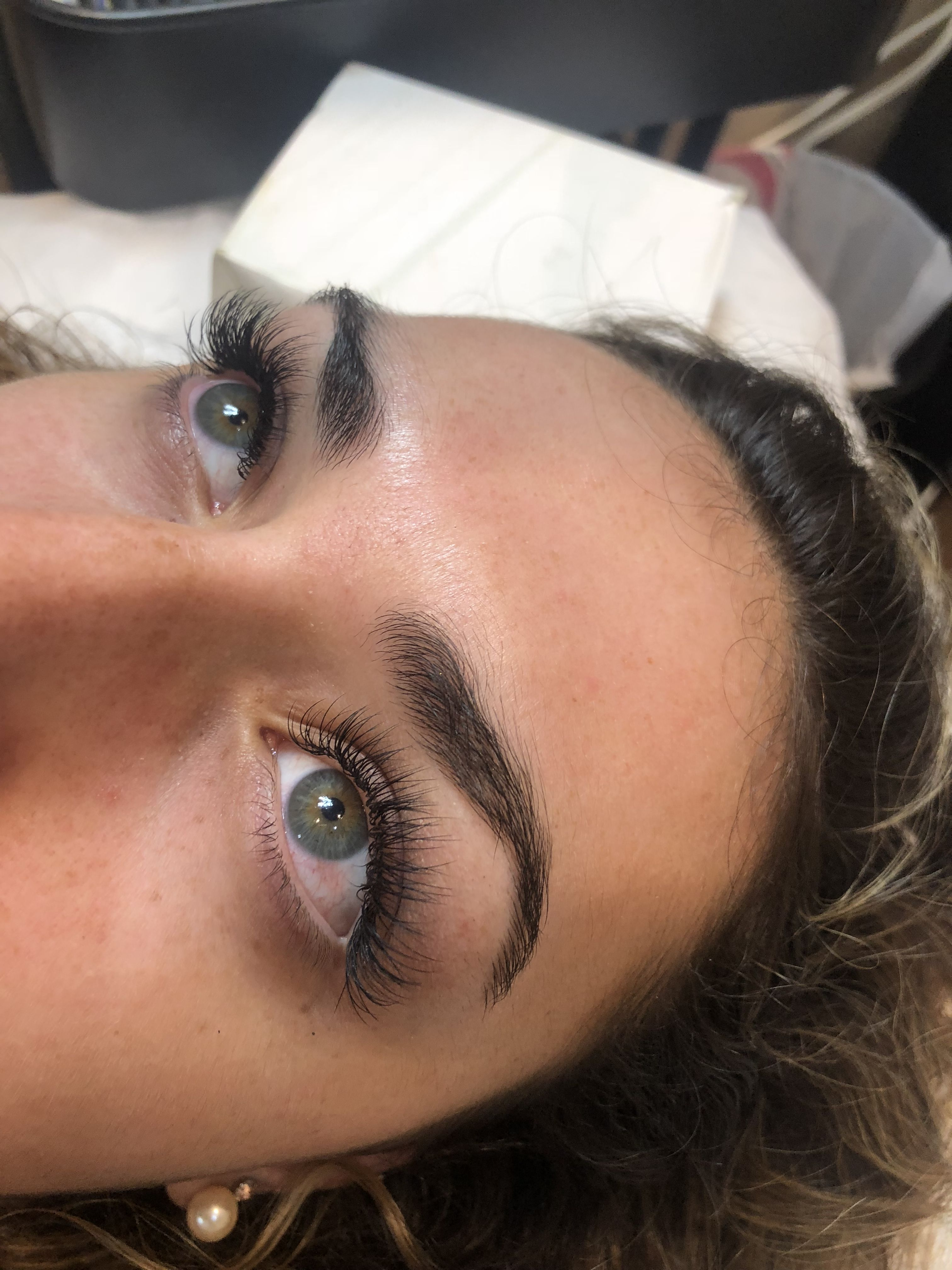 Pin by Huong To on Eyelash Extensions by Helen Long hair