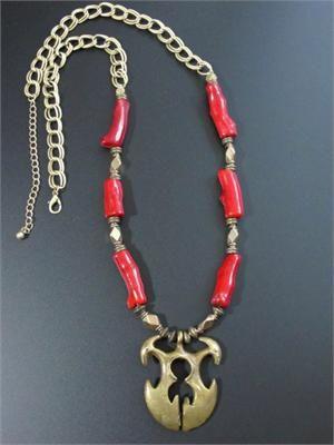 Lingling O Ifugao Tribal Pendant Necklace Ethnic Jewelry