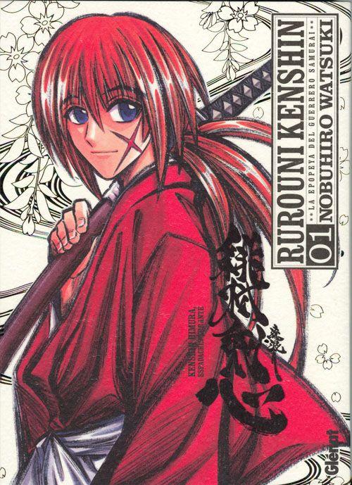 La historia de Rurouni Kenshin, el guerrero samurai, está enmarcada ...