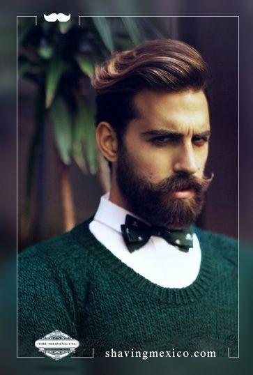 Marca un #estilo independiente #ThePowerOfTheBeard #shaving #MarcaTuEstilo #15DeSeptiembre