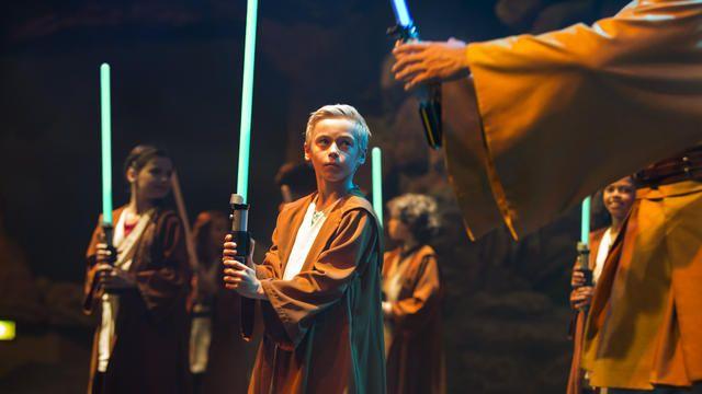 Season of the Force Disneyland Paris Jedi Training Experience Star Wars