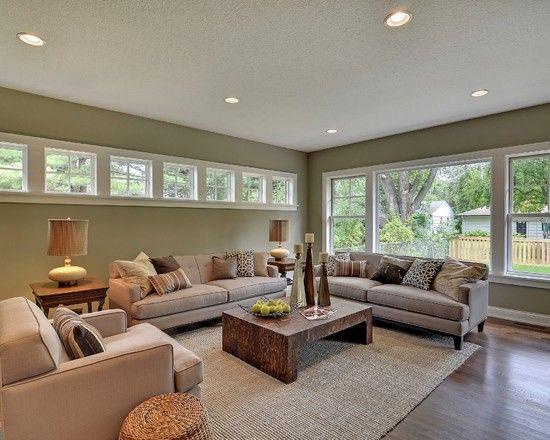 Highmark Builders S Photos Dining Room Windows Living Room Windows Trendy Living Rooms