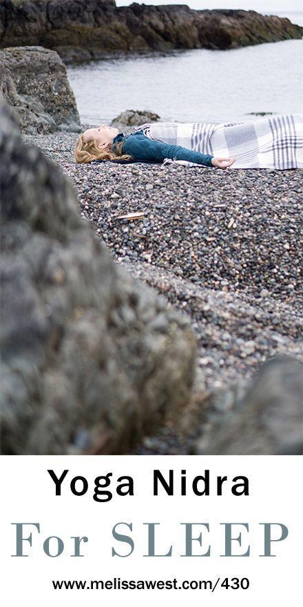 Yoga Nidra for Sleep Yoga Guided Meditation 20 mins | Yoga with Dr. Melissa West 430