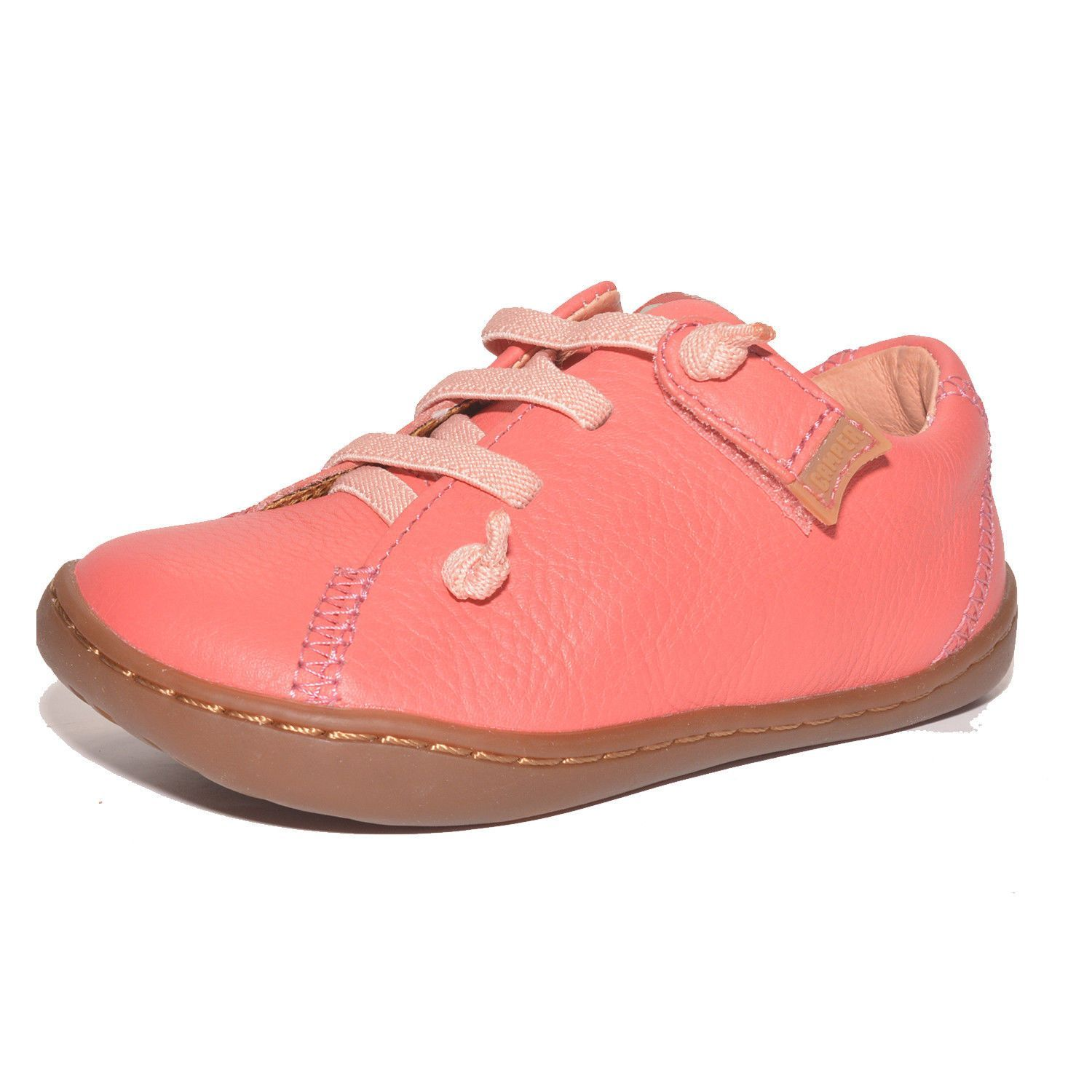 Pink Cami With Zigzag Leather Camper 80212 Shoes Peu Girls PZwliuOkXT