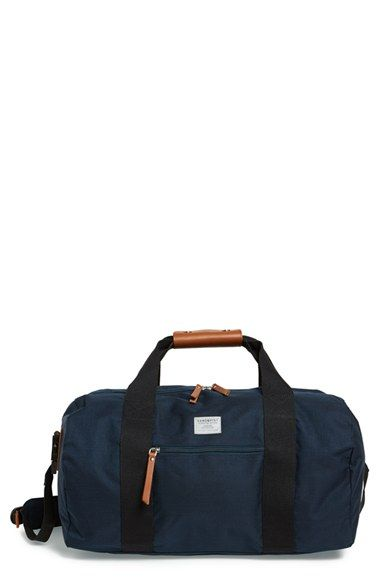 Sandqvist  Floyd  Nylon Duffel Bag Duffel Bag 0b8325faa18ee