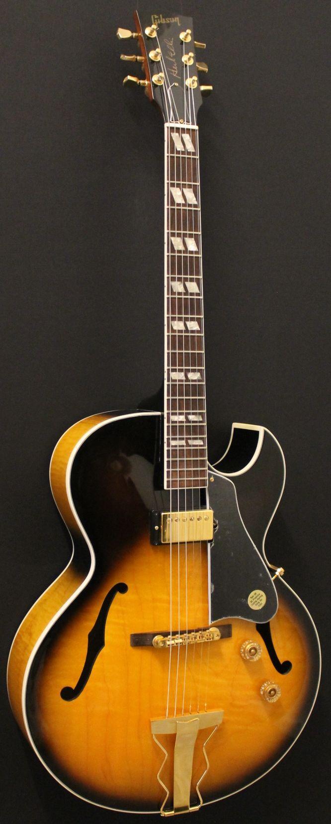 Gibson Es 165 Herb Ellis Signature 1999 Guitar For Sale Kitarakuu Guitars For Sale Guitar Archtop Guitar