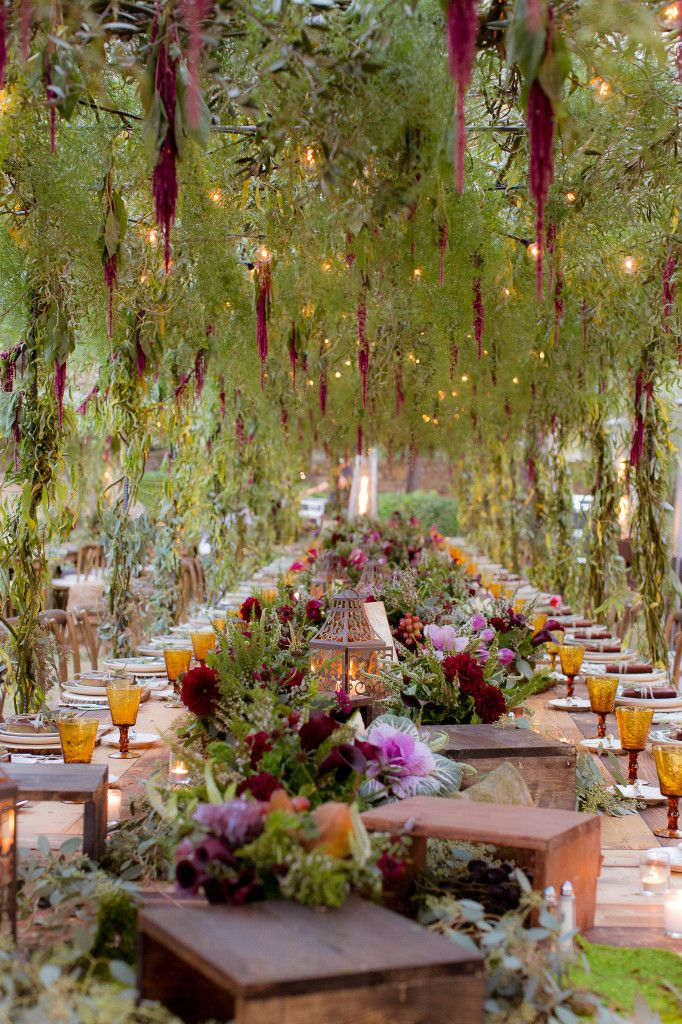 Mt Woodson Castle Wedding Venue In San Diego California I Catering Green And Purple