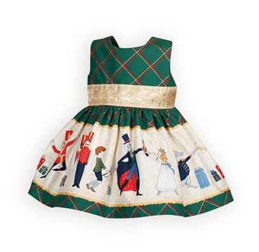 83842b07e964 Infant Girl s Classic Nutcracker Ballet Dress. USA made ...