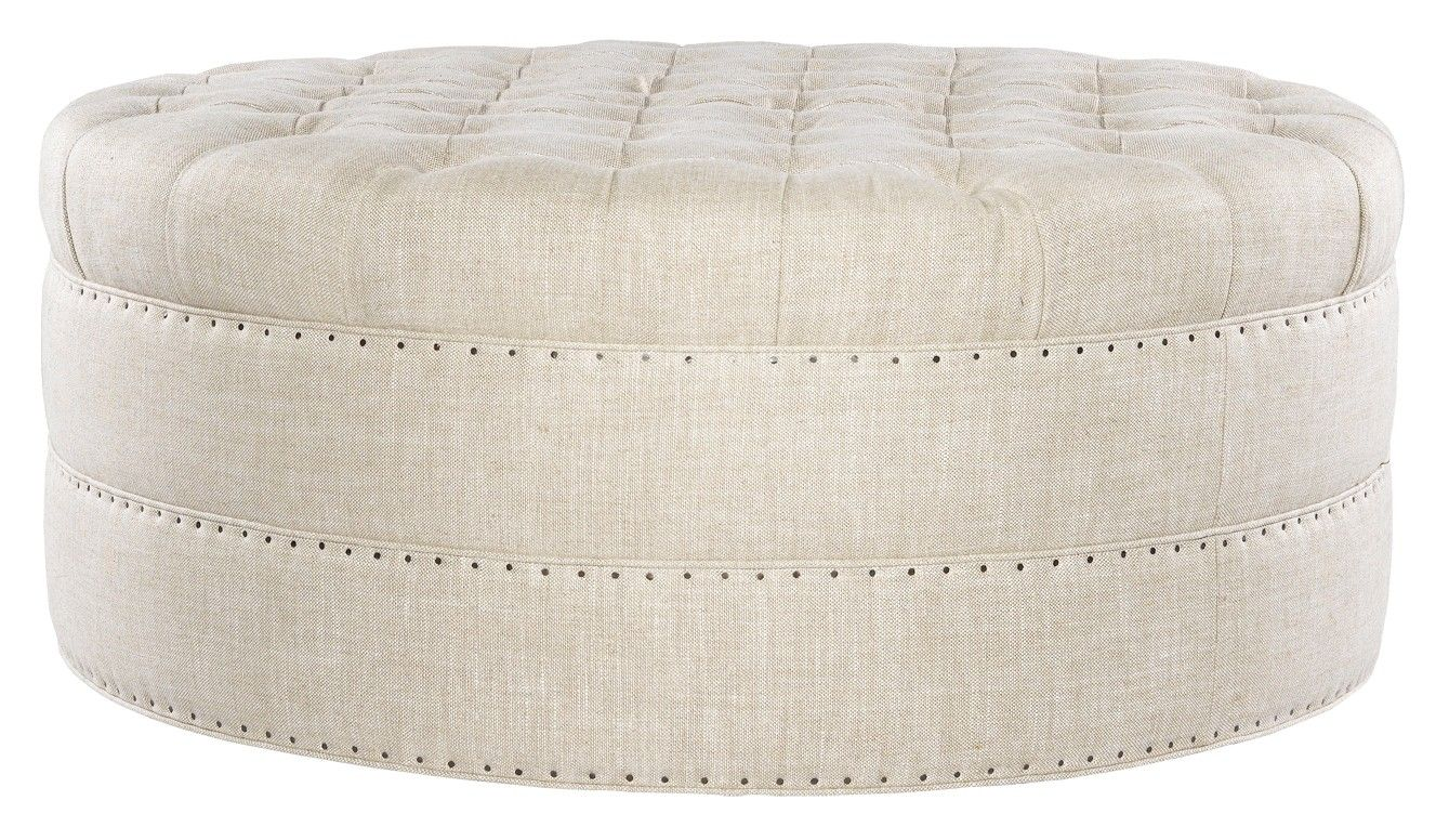 round upholstered ottoman roselawnlutheran