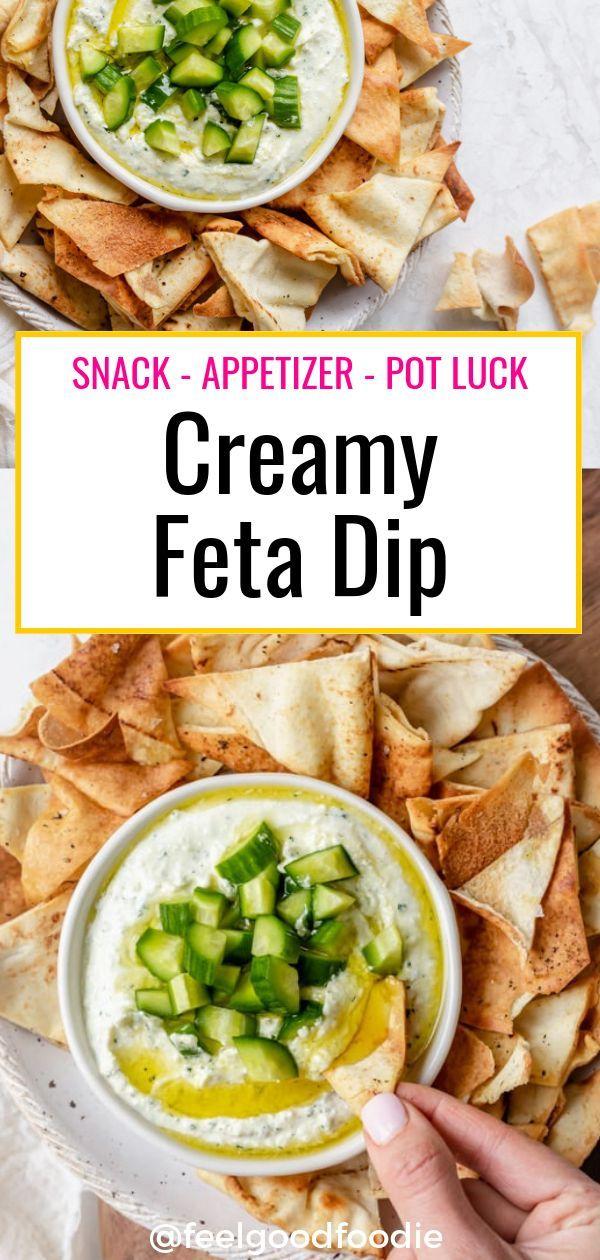 Creamy Feta Dip