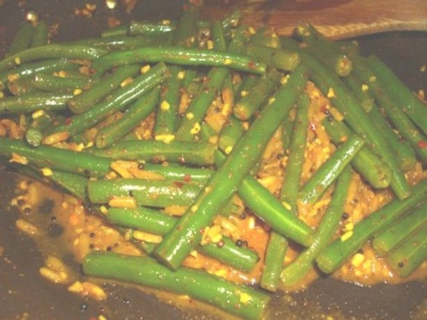 Green Bean Thoren