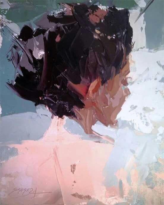 Pintura Impresionista by Sally Shisler.